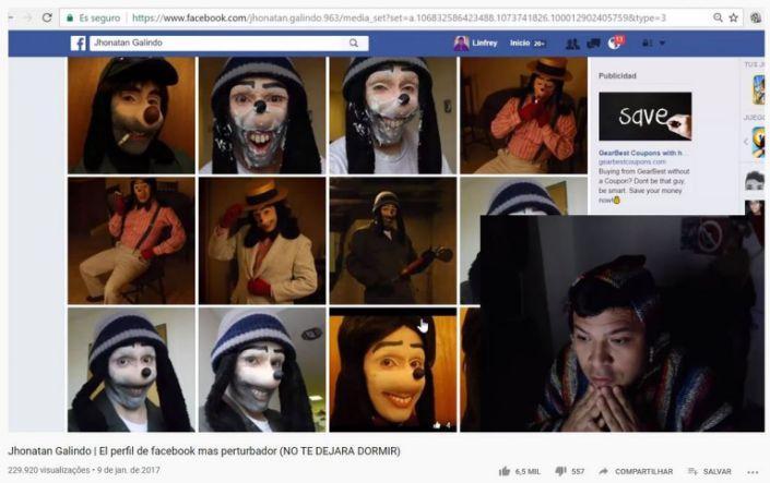 Quem é o Homem-Pateta que está aterrorizando crianças pela internet