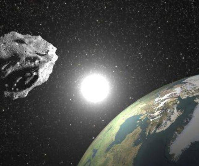 Asteroide fez uma passagem perto da Terra recorde na sexta-feira