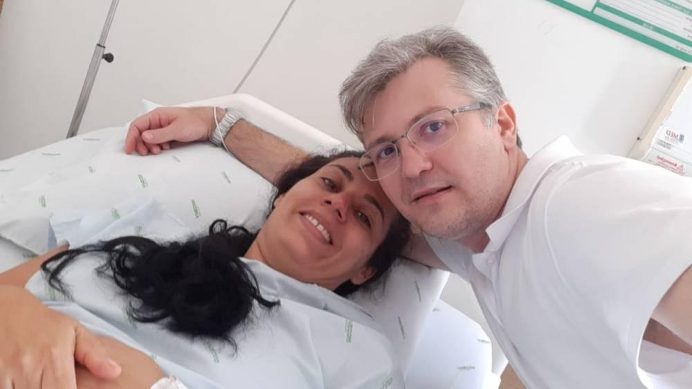 Enfermeira que saiu de Vilhena intubada e em UTI aérea vence a Covid e recebe alta