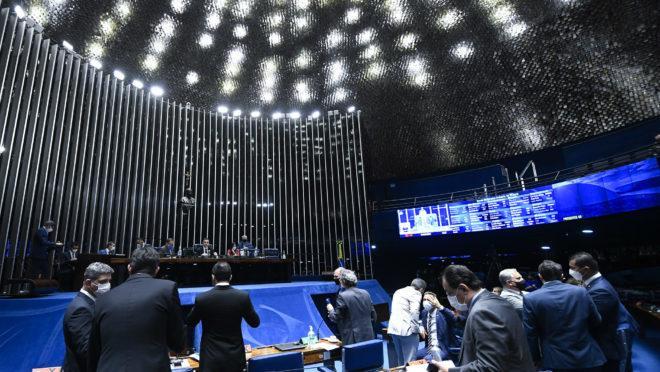 PRIMEIRO TURNO: Senado aprova PEC Emergencial