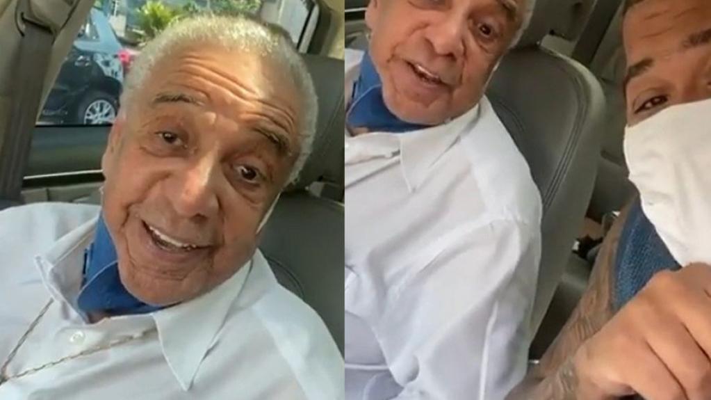 CORONAVÍRUS: Agnaldo Timóteo foi internado dois dias após receber segunda dose de vacina