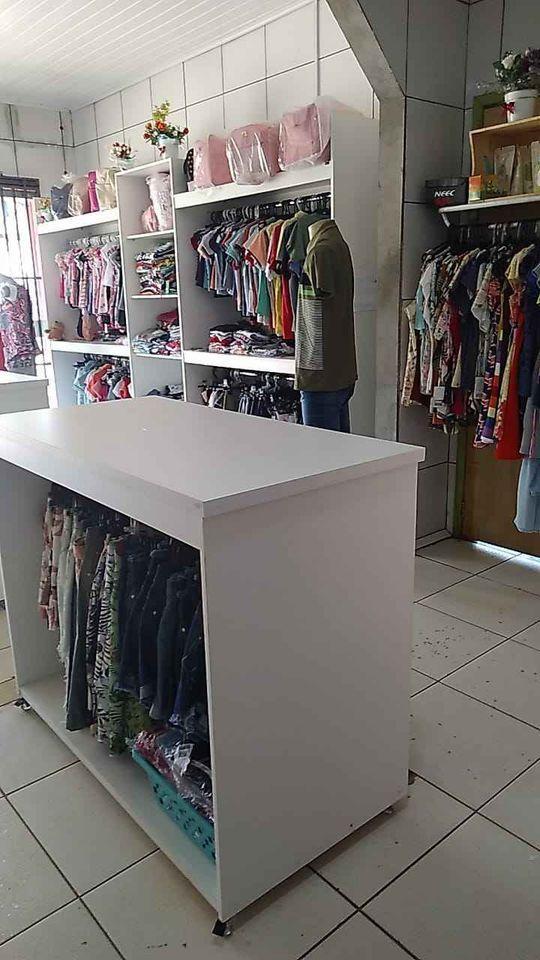 Oportunidade! Vende-se loja de roupas infantil com uma boa rentabilidade em Alto Alegre dos Parecis