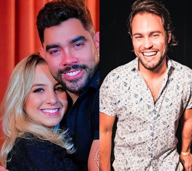 Ex-noiva de Gabriel Diniz assume namoro