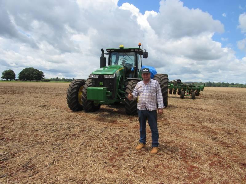 Termina a colheita de soja na microrregião de Cerejeiras