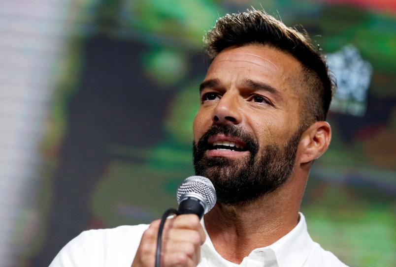 Ricky Martin lamenta falta de papéis para ele