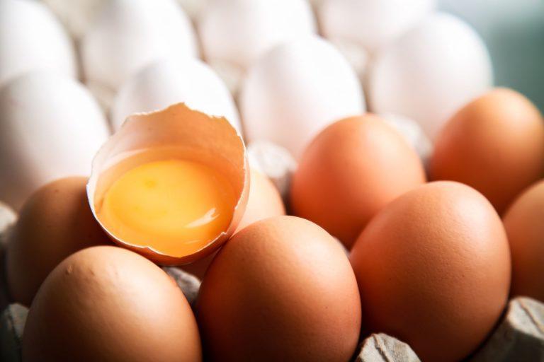 Preços dos ovos reagem neste início de Junho