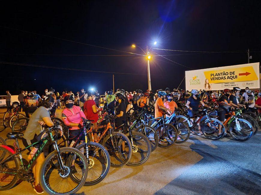 ROLIM DE MOURA: Ciclistas expressam gratidão ao Governo de Rondônia pela implantação de ciclovia
