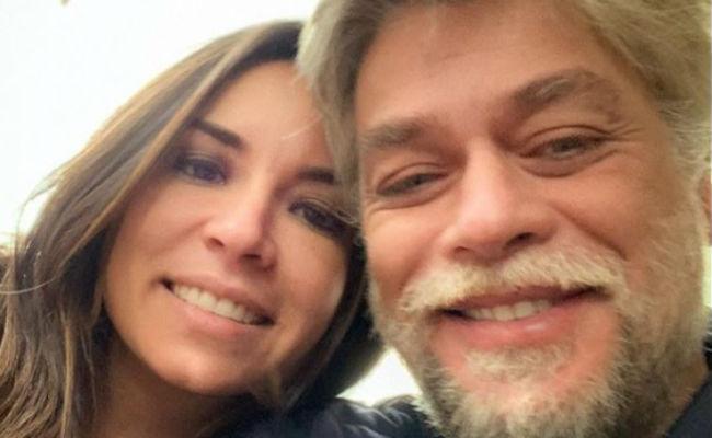 O ator Fábio Assunção questiona Ella Felipa após legenda de foto