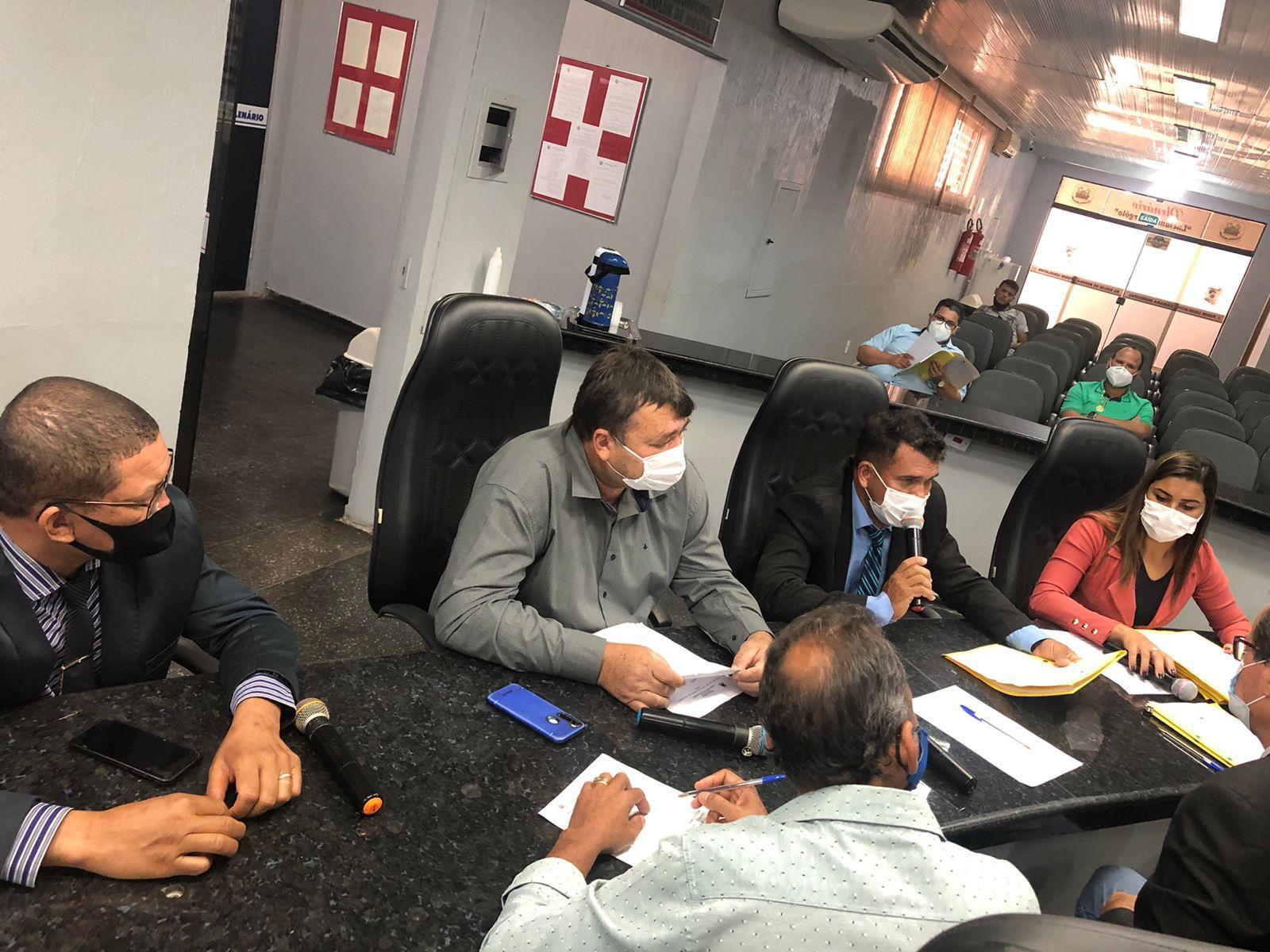 Vereador Cidinei da 200 comunica aprovação de orçamento para aquisição de tubos corrugados para instalação na linha 200