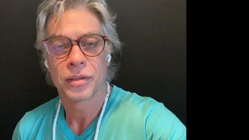 Fabio Assunção sobre luta contra drogas