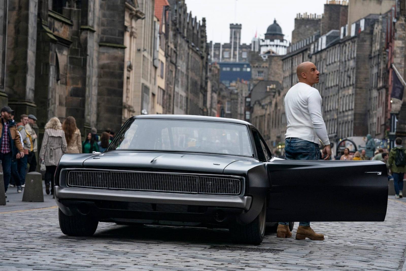 Velozes & Furiosos 9 | Conheça o carro criado exclusivamente para o filme